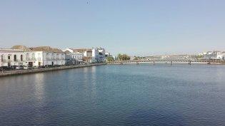 Tavira river
